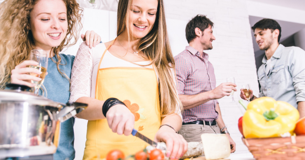The pros and cons of house sharing