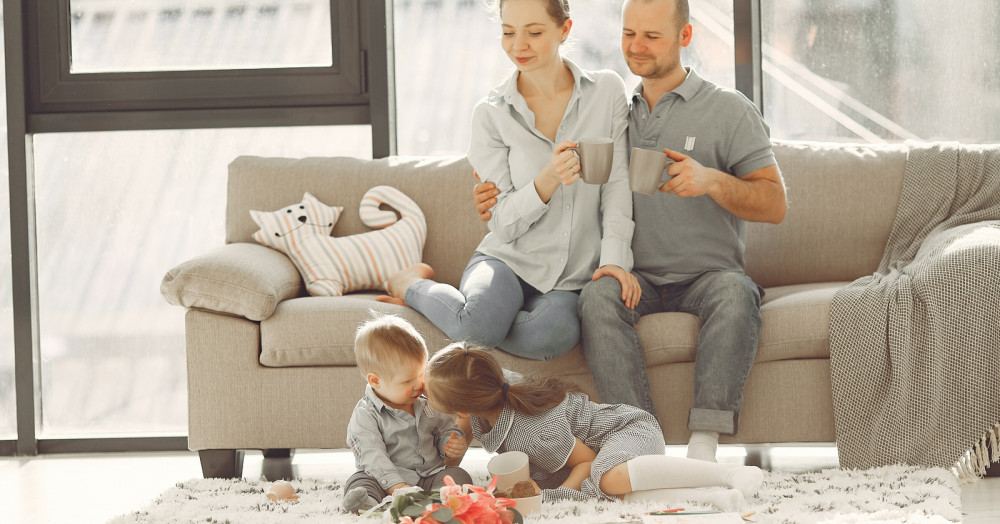 Tips on moving home for first time parents